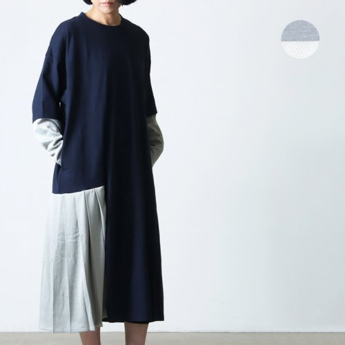 F/CE. (エフシーイー) CHINA UF SMOCK DRESS