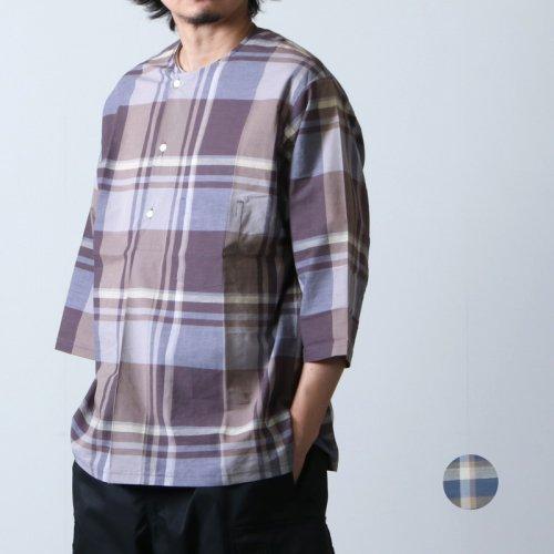 ironari (イロナリ) ダボシャツ