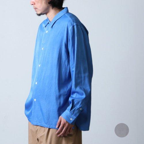 kontor (コントール) POINT COLLAR SHIRT / ポイントカラーシャツ