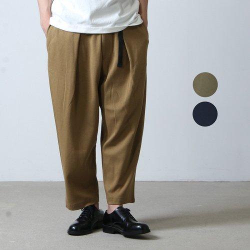 norbit (ノービット) Cordura Tuck Pants / コーデュラタックパンツ