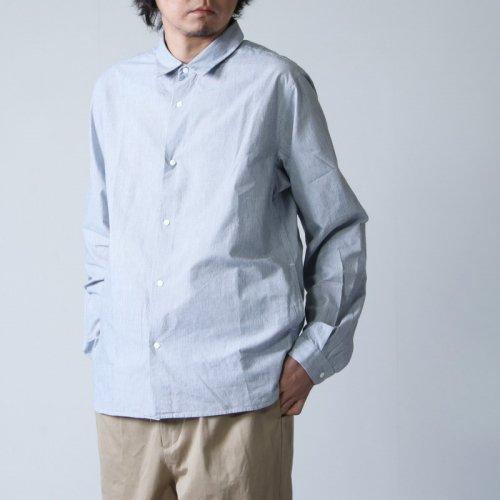 YAECA (ヤエカ) COMFORT SHIRT STANDARD RC / コンフォートシャツ スタンダード