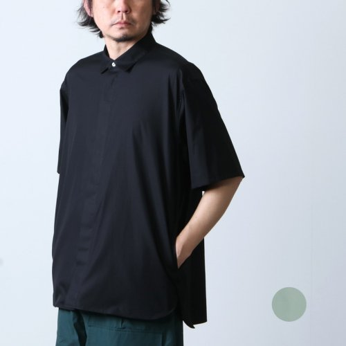 POLYPLOID (ポリプロイド) SHORT SLEEVE SHIRT C / ショートスリーブシャツC