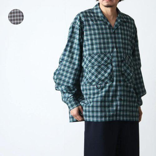 DAIWA PIER39 (ダイワピア39) Tech Angler`s Open S/S / アングラーズオープンショートスリーブシャツ