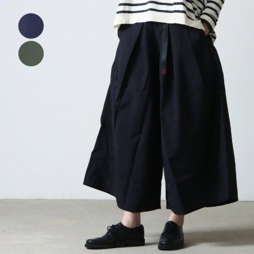 GRAMICCI (グラミチ) SHELL TUCK FLARE PANTS / シェルタックフレアパンツ