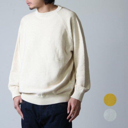 crepuscule (クレプスキュール) Garment Dye L/S / ガーメントダイロングスリーブ
