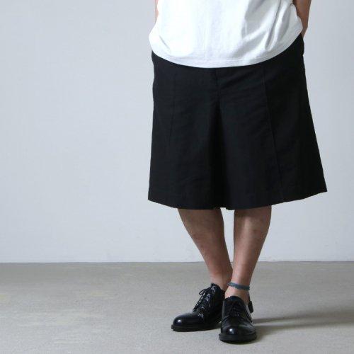 beautiful people (ビューティフルピープル) belgian linenboxer half pants