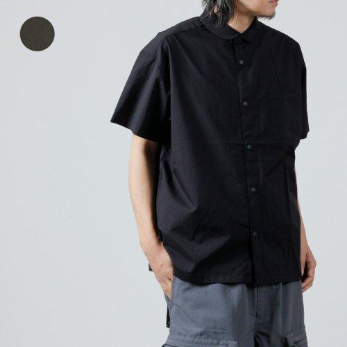 AXESQUIN (アクシーズクイン) HELIUM S/S SHIRTS / ヘリウムショートスリーブシャツ