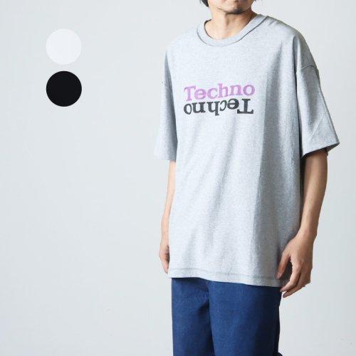 is-ness (イズネス) ISNESS MUSIC TECHNIQUE S/S T-SHIRT / テクニックTシャツ
