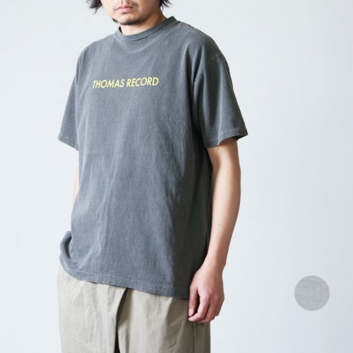 Ordinary Fits (オーディナリーフィッツ) PRINT-T THOMAS RECORD / プリントT トーマスレコード