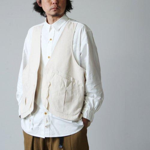 norbit (ノービット) Vest Layered Long Sleeve Shirt / ベストレイヤードロングスリーブシャツ