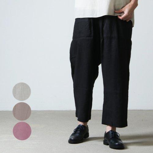 kelen (ケレン) 2Tuck Easy Wide Pant Soi Linen / ツータックワイドパンツソイリネン