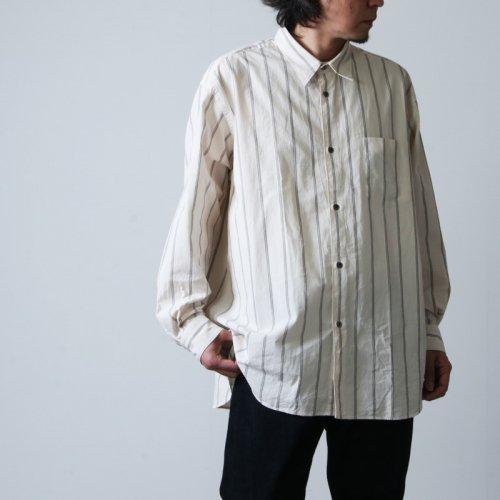 FUJITO (フジト) B/S Shirt Pattern / ビッグシルエットシャツ パターン