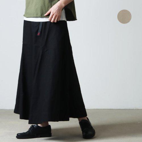 GRAMICCI (グラミチ) LINEN MERMAID SKIRT / リネンマーメイドスカート