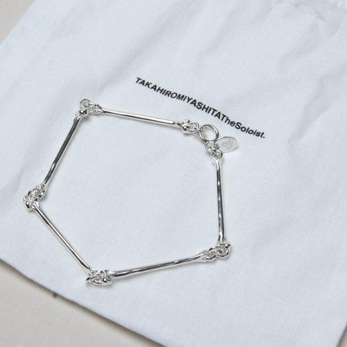 TAKAHIROMIYASHITATheSoloist. (タカヒロミヤシタザソロイスト) skeleton bone bracelet?