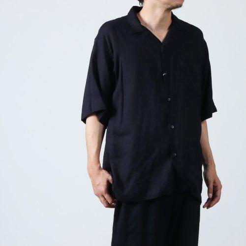 COMOLI (コモリ) プルオーバー カーゴシャツ