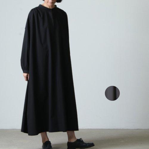 F/CE. (エフシーイー) GATHERED LONG DRESS / ギャザーロングドレス