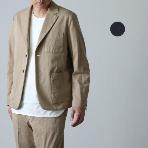 YAECA (ヤエカ) CHINO CLOTH JACKET / チノクロスジャケット