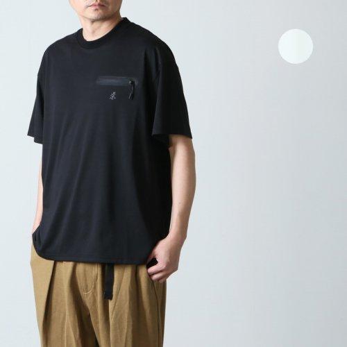 GRAMICCI (グラミチ) SHELTECH x RENU POCKET TEE / シェルテック×レニュー ポケットTシャツ
