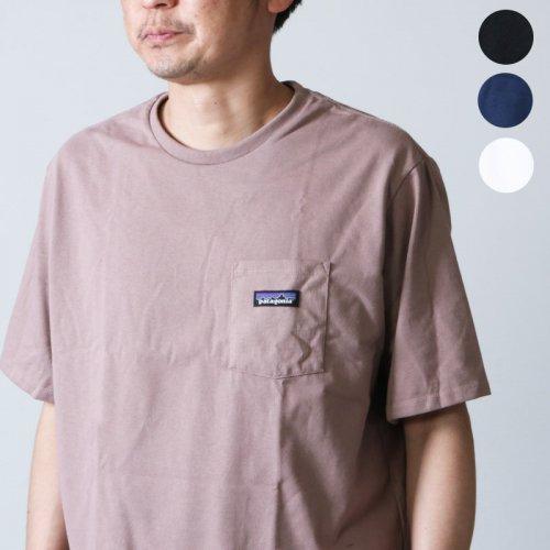 PATAGONIA (パタゴニア) M's P-6 Label Pocket Responsibili-Tee / メンズ・P-6ラベル・ポケット・レスポンシビリティー