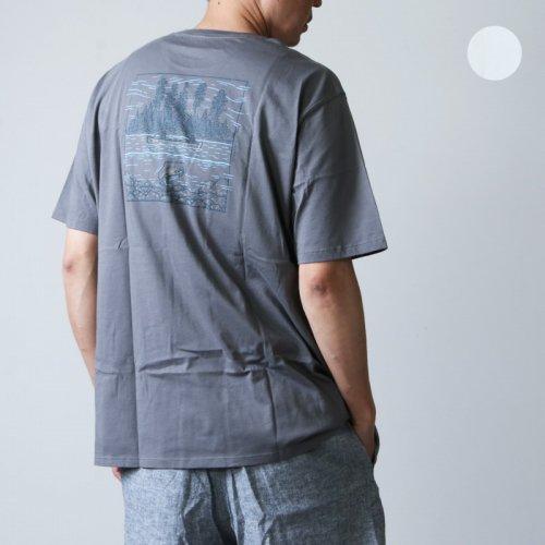 PATAGONIA (パタゴニア) M's Wild Home Waters Organic T-Shirt / メンズ・ワイルド・ホーム・ウォーターズ・オーガニック・Tシャツ