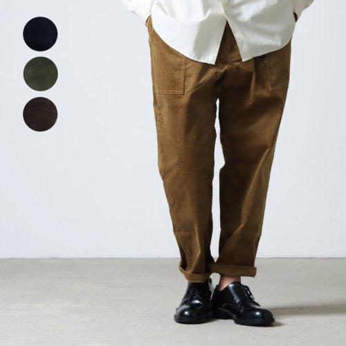 GRAMICCI (グラミチ) NEL CHECK BAGGY PANTS / ネルチェックバギーパンツ