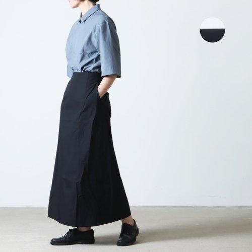 THE HINOKI (ザ ヒノキ) オーガニックコットンポプリン セットアップドレス