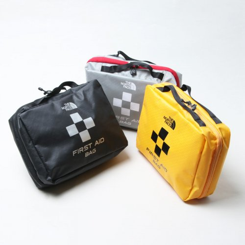 THE NORTH FACE (ザノースフェイス) First Aid Bag L / ファーストエイドバッグ L