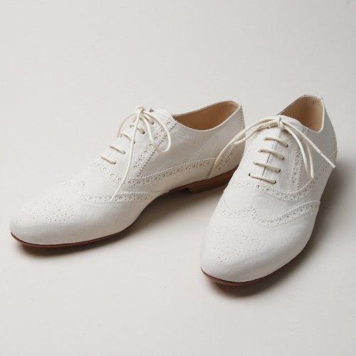 beautiful people (ビューティフルピープル) bed linen  medallion wingtip shoes