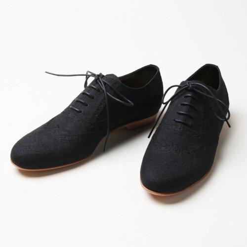 beautiful people (ビューティフルピープル) Belgian linen  medallion wingchip shoes