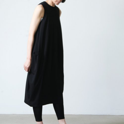 beautiful people (ビューティフルピープル) cotton jersey cushion  dress