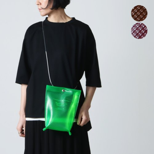 beautiful people (ビューティフルピープル) kitchen cloth lining logo pocket tote bag