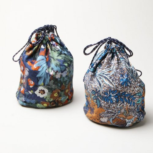 F/CE. (エフシーイー) FLORAL PRINT PURSE BAG S / フローラルプリントパースバッグS