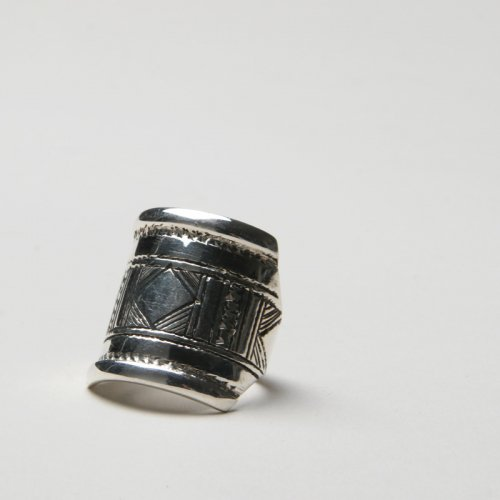 Touareg Silver (トゥアレグシルバー) Ring 12 / リング12