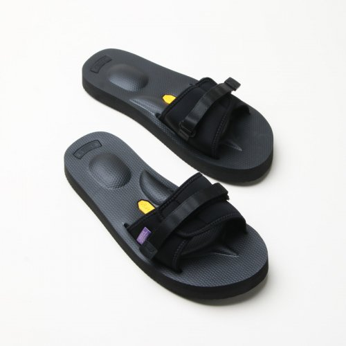 South2 West8 (サウスツーウエストエイト) Suicoke Purple Label Slide-In Sandal w/A-B Vibram - Neoprene