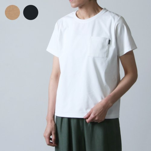 THE NORTH FACE (ザノースフェイス) S/S Airy Pocket Tee / ショートスリーブエアリーポケットティー