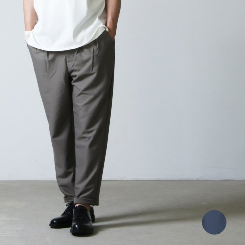 CURLY (カーリー) REGENCY TP TROUSERS / リージェンシーテーパードトラウザース