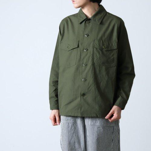 YAECA (ヤエカ) LIKE WEAR BAKER SHIRT / ライクウェアベイカーシャツ