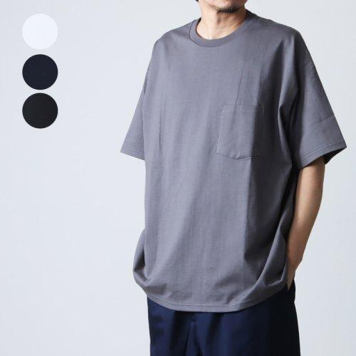 Graphpaper (グラフペーパー) S/S Oversized Pocket Tee / ショートスリーブオーバーサイズポケットT