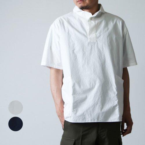LOLO (ロロ) 定番型半袖プルオーバーシャツ