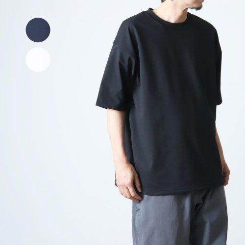 DAIWA PIER39 (ダイワピア39) Tech 1P Hi-Crew NeckT-Shirts / 1ポケット入クルーネックTシャツ