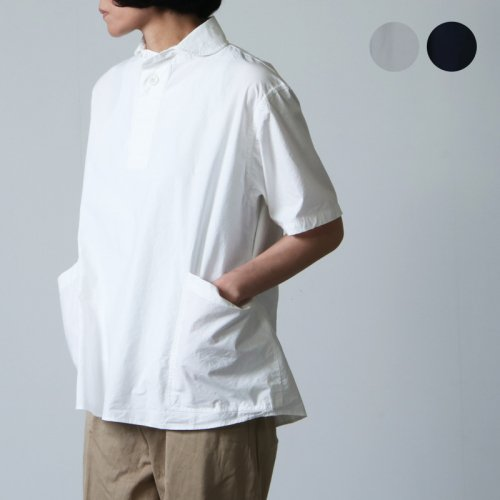 LOLO (ロロ) 定番型半袖プルオーバーシャツ size:S