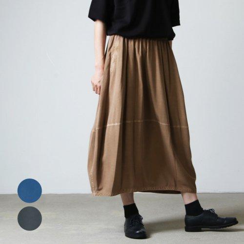 FACTORY (ファクトリー) バンブーコットンバルーンスカート