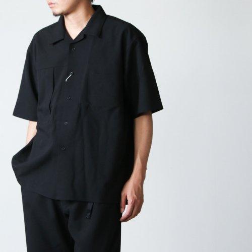 F/CE. (エフシーイー) SEAMLESS OPEN SHIRTS / シームレスオープンシャツ