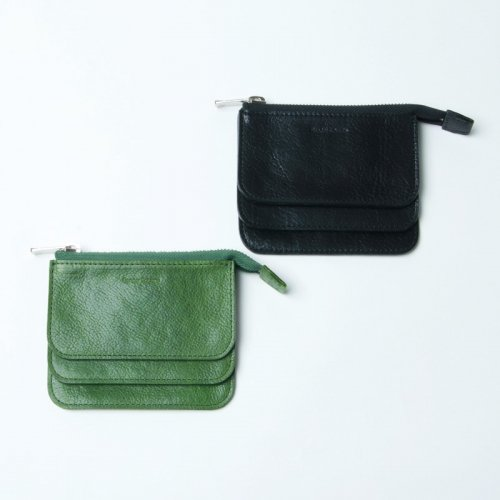 Hender Scheme (エンダースキーマ) 3 layered purse / 3レイヤードパース