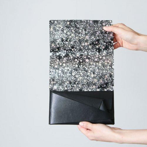 所作 (ショサ) Long Wallet #Silver Quartz / ロングウォレット リミテッドカラー シルバークォーツ