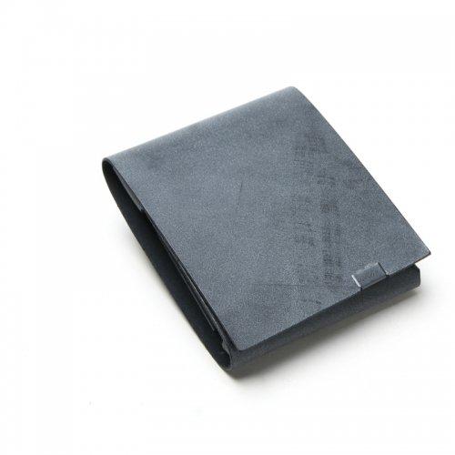 所作 (ショサ) Short Wallet #Bridle leather Black / ブライドルレザー ショートウォレット2.0 ブラック