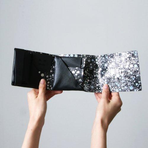 所作 (ショサ) Short Wallet #Silver Quartz / ショートウォレット リミテッドカラー シルバークォーツ