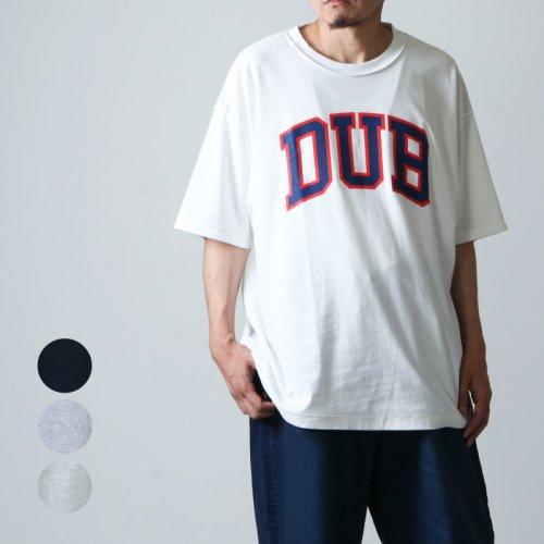 is-ness (イズネス) ISNESS MUSIC DUB T-SHIRT / イズネスミュージック DUB Tシャツ
