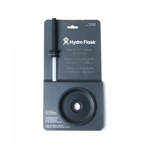 Hydro Flask (ハイドロフラスク) MEDIUM PRESS-IN STRAW LID / ミディアムプレスインストローリッド