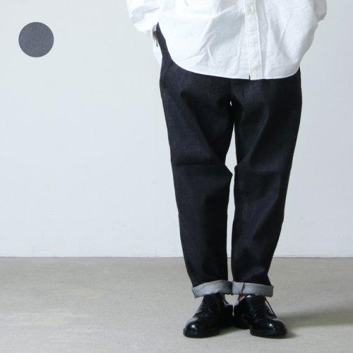Graphpaper (グラフペーパー) Colorfast Denim Chef Pants / カラーファストデニムシェフパンツ